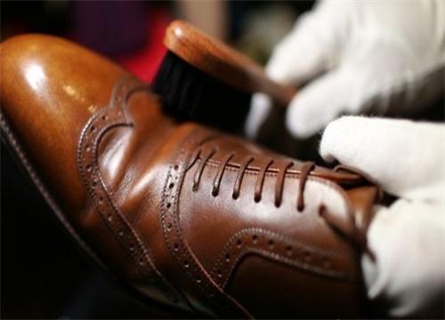 洗鞋子业务