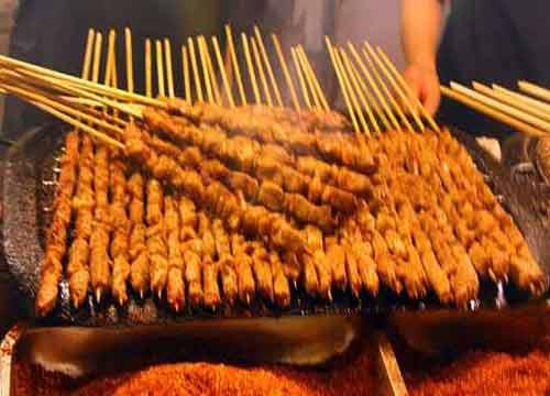 阿拉伯烤肉加盟