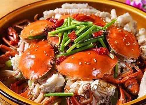 巴比酷肉蟹煲加盟
