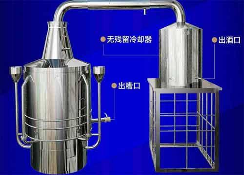 酒立方酿造设备投资