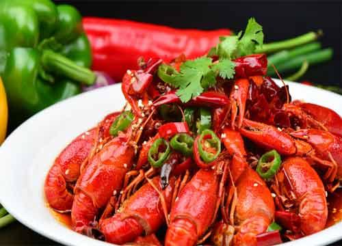 松哥油焖大虾如何通过小龙虾单品做到月营收3000万元?