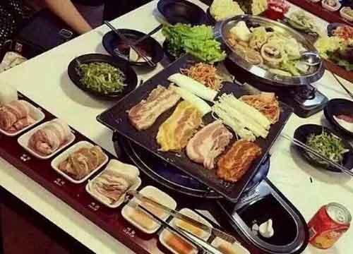 金釜山自助烤肉店可以实地考察吗?金釜山自助烤肉投资力度大不大?