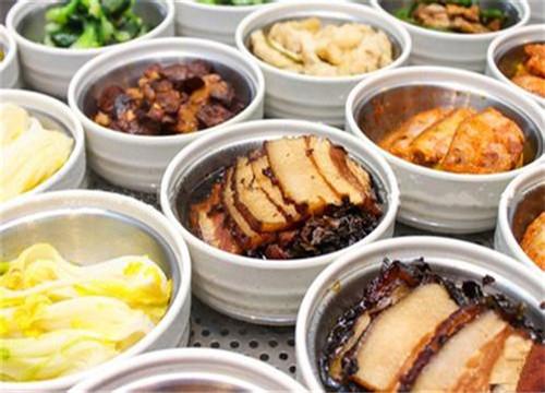 十八碗蒸菜馆加盟