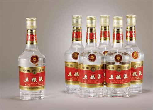 中国畅销名酒