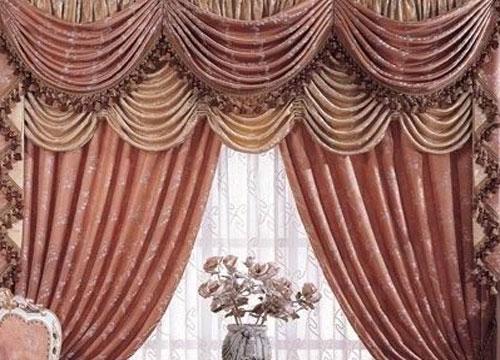 加洛林窗帘