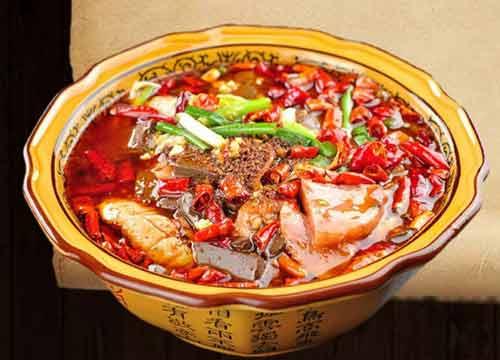 椒椒小鱼川式酸菜鱼