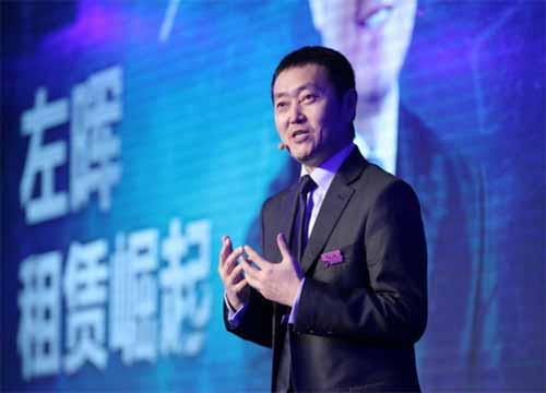 左晖:中国有35亿套房子待售 房地产倒闭后的中国!