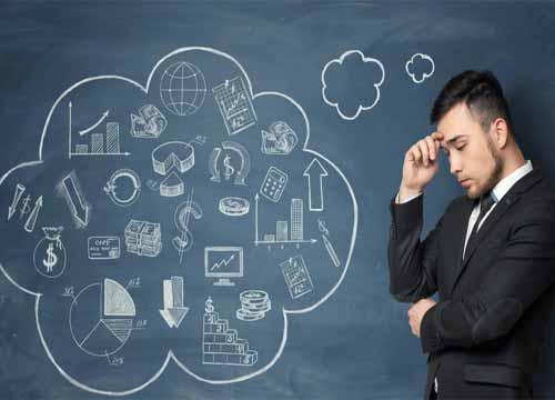 决定我们能否成功的 不是创业或是打工 而是思维方式!