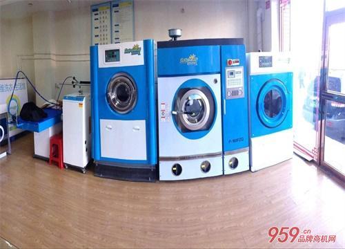 洗衣店机器成本