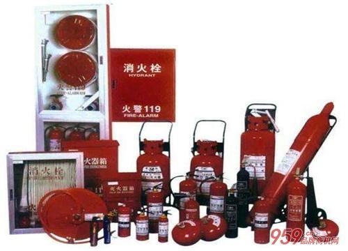 消防器材店投资