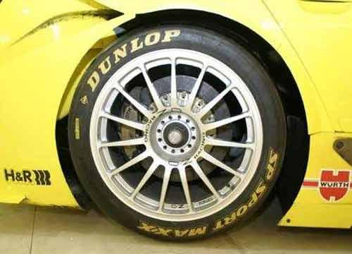 邓禄普轮胎