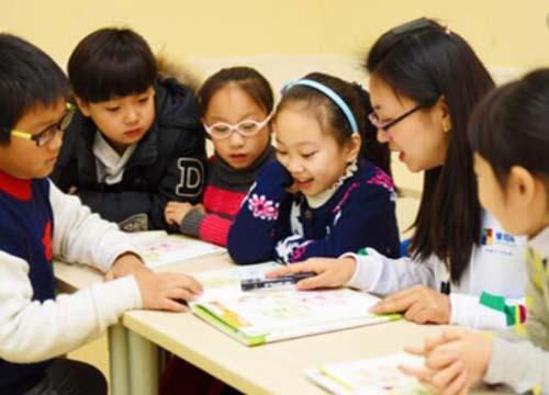 慧英美少儿国际英语加盟
