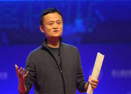 马云:未来十年商业发生巨变 唯有从卖货思维转向服务思维!
