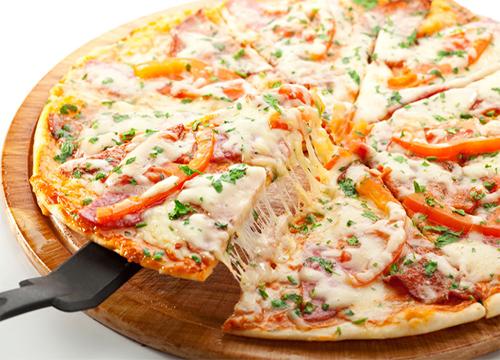 投资萨洛克披萨