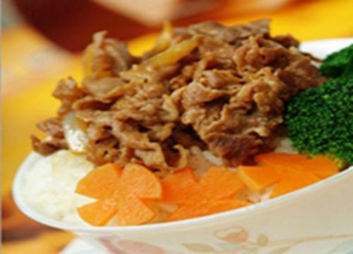牛肉饭中餐馆