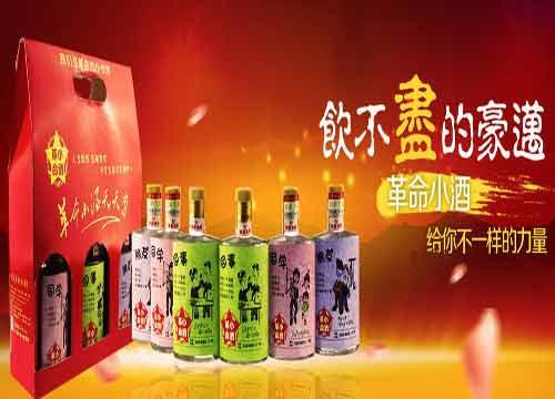 北京革命小酒代理