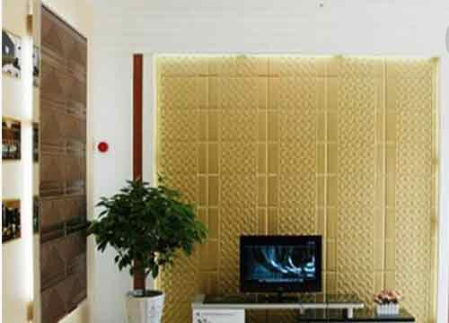 爱尚石3D背景墙