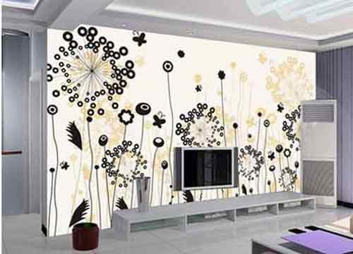 易品艺术背景墙