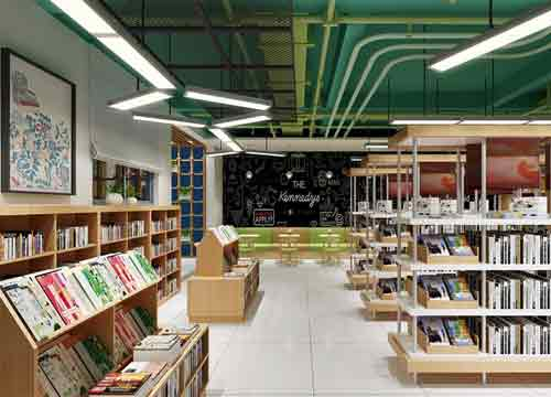 新华书店加盟