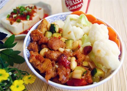 开一家中式快餐