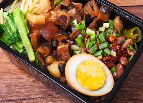 开寇记甏肉干饭加盟店