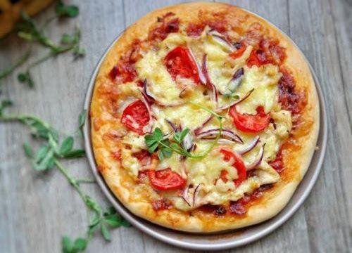新口味披萨
