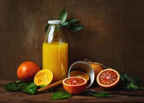 靓果园果汁