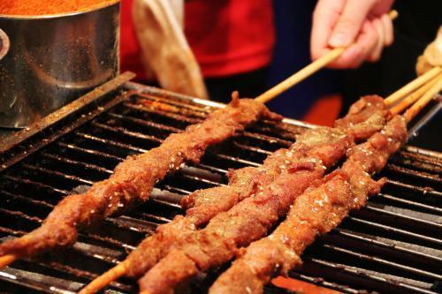 天香园烤肉店