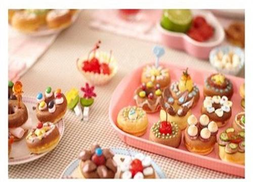 甜甜圈品牌