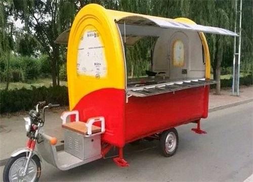 四季飘香美食餐车加盟费用