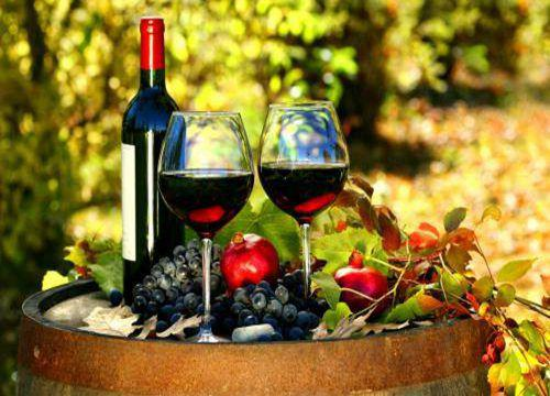 开一家长城葡萄酒坊