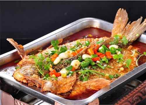 重庆烤鱼加盟