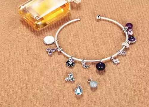 晶石灵宝石