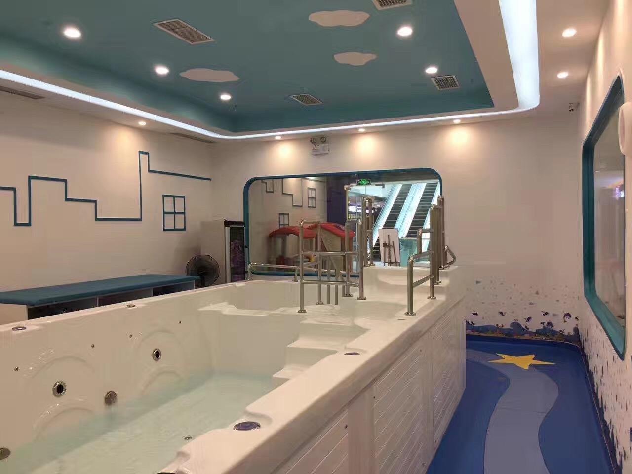 水孩子婴儿游泳馆