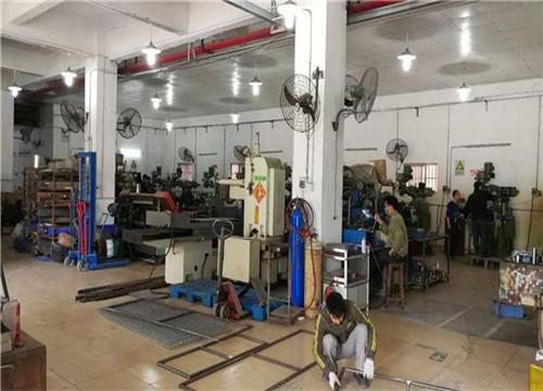 五金机械加工厂