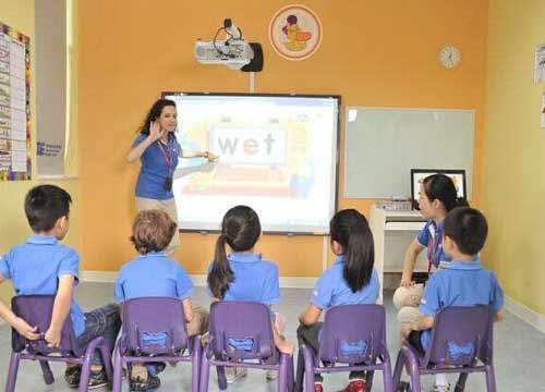 少儿英语培训机构加盟