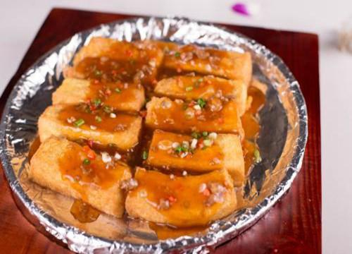 王师傅铁板豆腐