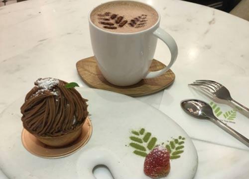 开奶茶连锁店