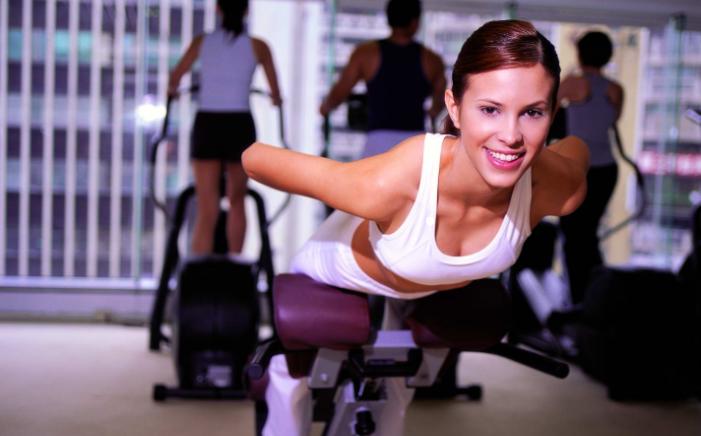 新动力健身