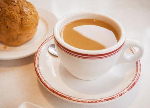 茶王彪港式奶茶