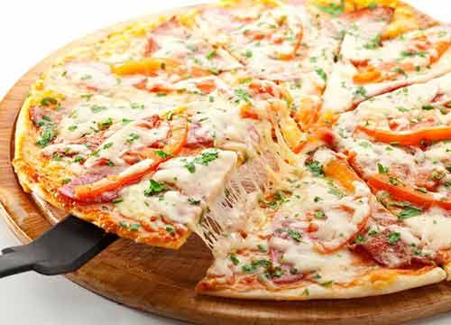 爱必胜比萨种类