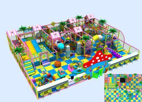 开儿童游乐场成本多少?儿童乐园加盟品牌怎么选择?