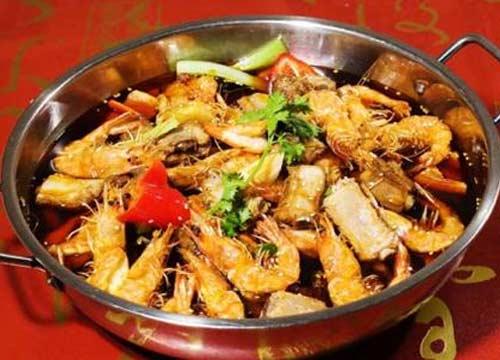 加盟鱼恋虾火锅