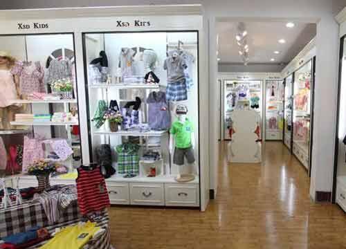 [小数点童装加盟费]开一家小数点童装店好不好?小数点童装加盟条件多吗?
