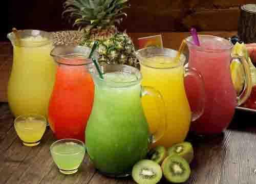 鲜榨水果汁连锁加盟