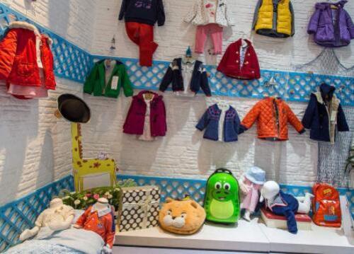 子田童装市场