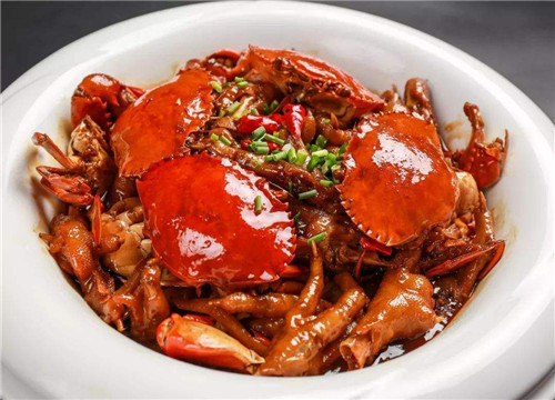 多嘴肉蟹煲加盟