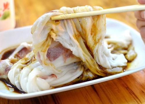 广州银记肠粉加盟店市场如何?投入大不大?