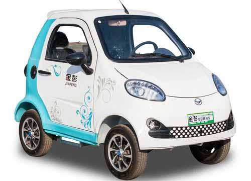 金彭新能源车