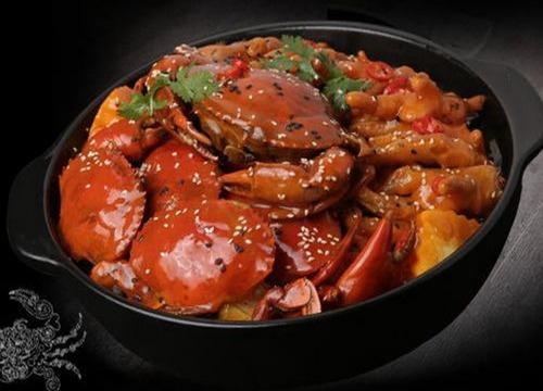 胖司令肉蟹煲
